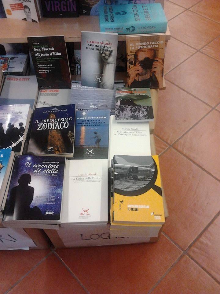 Librerie Zeus a Porto Azzurro